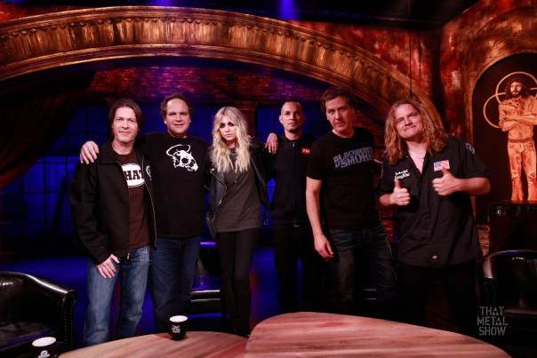 That Metal Show - Season 14 Episode 6 - Mark Tremonti, Taylor Momsen, Frank Hannon