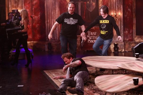 That Metal Show - Season 14, Episode 6 - Chris Jericho, Rich Ward, Max Cavalera, Billy Corgan