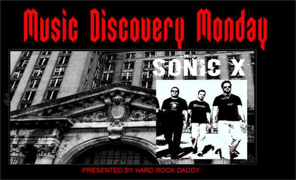 Music Discovery Monday - Sonic X