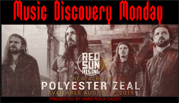 Music Discovery Monday - Red Sun Rising