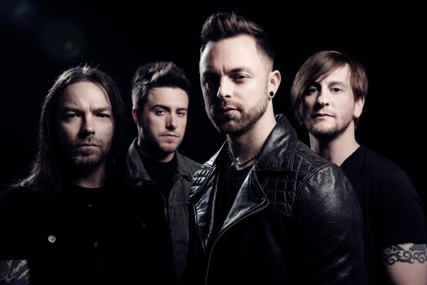 Bullet For My Valentine Band Photo