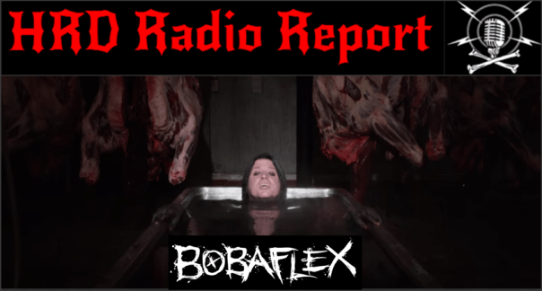 HRD Radio Report - Bobaflex - A Spider In The Dark