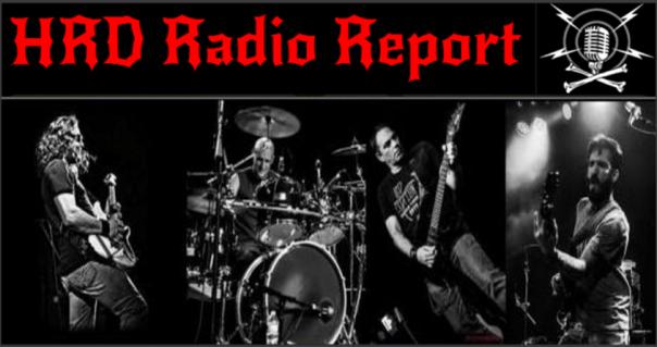 HRD Radio Report - Fifty Watt Freight Train