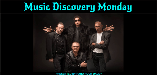 Music Discovery Monday - Electric Revolution