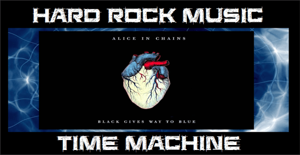 Hard Rock Music Time Machine - Alice In Chains 2009