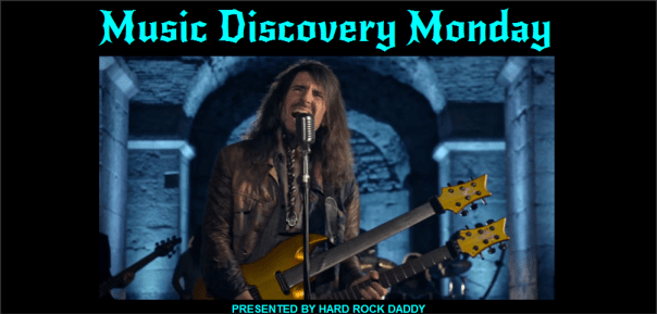 Music Discovery Monday - Bumblefoot - Devil On My Shoulder