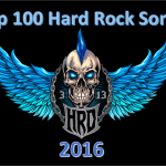 Top 100 Hard Rock Songs of 2016