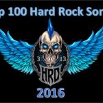 Top 100 Hard Rock Songs of 2016