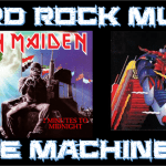 Hard Rock Music Time Machine – 1/19/17