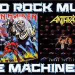 Hard Rock Music Time Machine – 3/23/17