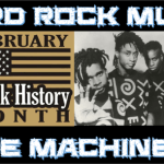 Hard Rock Music Time Machine – 2/23/17: BLACK HISTORY MONTH