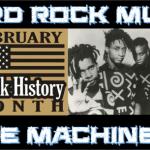 Hard Rock Music Time Machine – 2/23/17: BLACK HISTORY MONTH