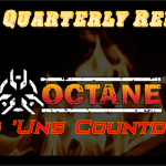 Octane Big 'Uns Countdown Quarterly Report: 2017 – First Quarter