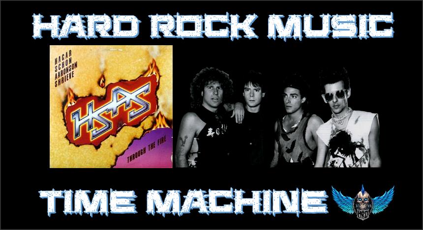 Hard Rock Music Time Machine – 5/11/17