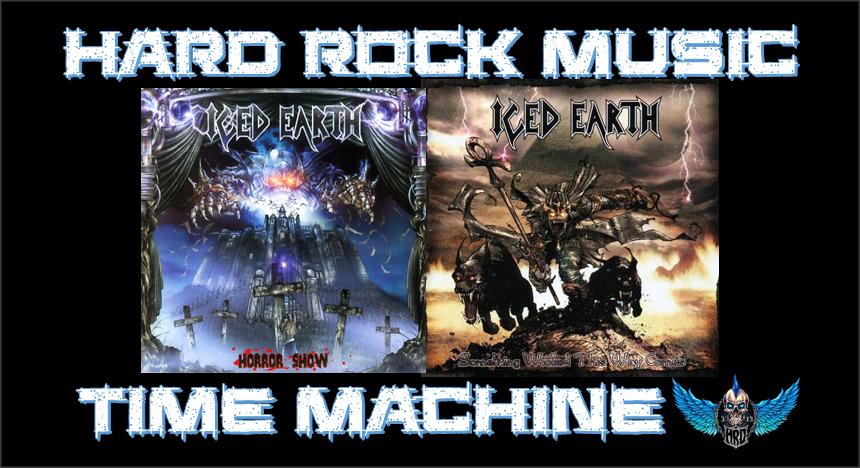 Hard Rock Music Time Machine - Iced Earth - 7-20-17
