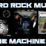 Hard Rock Music Time Machine – 10/12/17