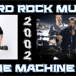 Hard Rock Music Time Machine – 11/30/17: The Year…2002