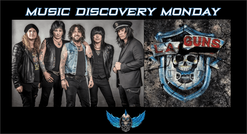 Music Discovery Monday - L.A. Guns