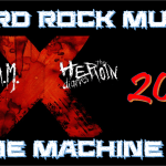 Hard Rock Music Time Machine – 12/28/17: THE YEAR…2007