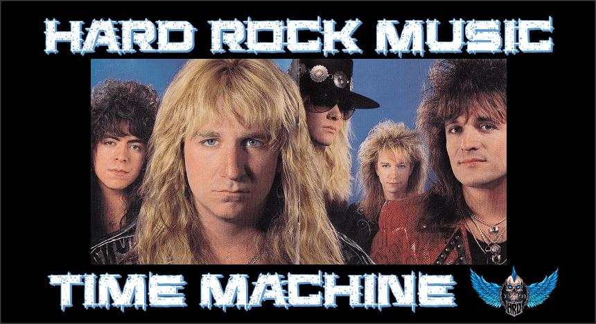 Hard Rock Music Time Machine 2118 Hard Rock Daddy