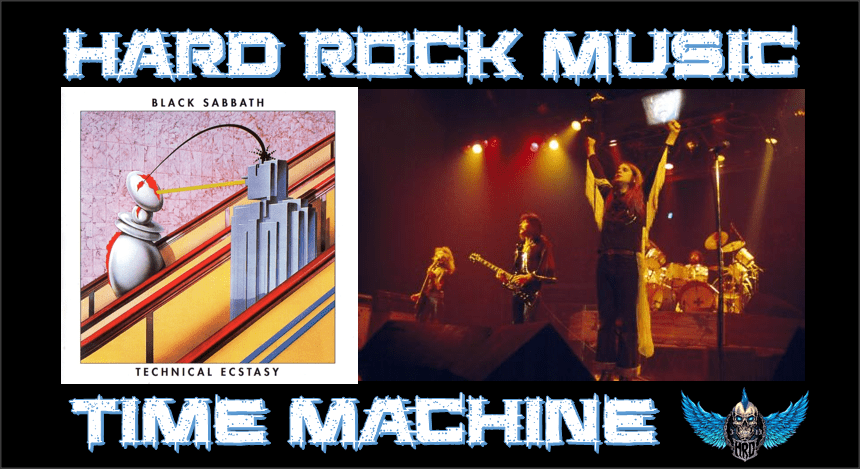 Hard Rock Music Time Machine – 3/22/18