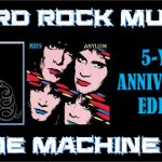 Hard Rock Music Time Machine – 3/1/18: FIVE-YEAR ANNIVERSARY EDITION