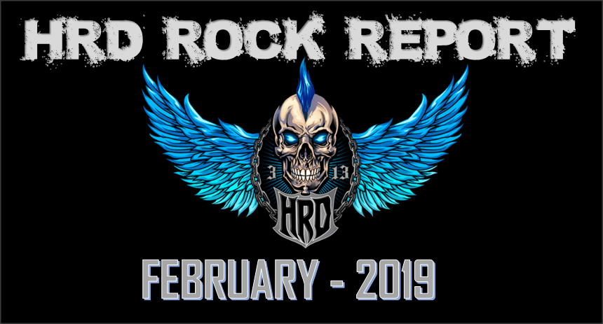 HRD Rock Report - FEBRUARY 2019