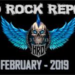 HRD Rock Report – FEBRUARY 2019