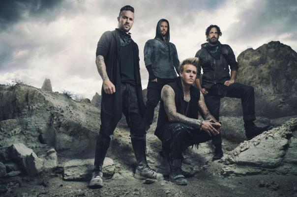 Papa Roach Face Everything And Rise