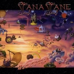 Lana Lane - Red Planet Boulevard artwork