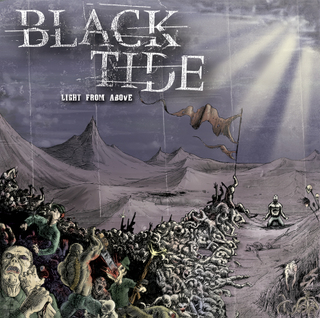 Black Tide - Light From Above (2008)