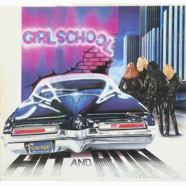 Girlschool - Hit And Run (1981)