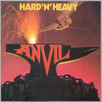 Anvil - Hard 'N' Heavy (1981)