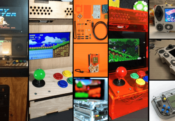 <b>The 5 Best Retro Gaming Projects for DIY Beginners </b></br>DIY Gaming Projects