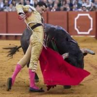 FERIA DE ABRIL: Victorino, sensación de toro