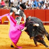 Feria de Abril: Un carretón para Álvaro Lorenzo