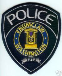 enumclaw police bullies in blue