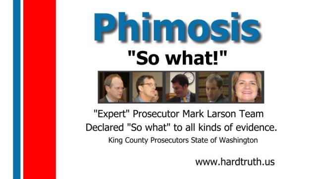 Phimosis Prosecutor Dan Satterberg