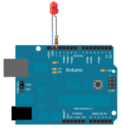 Arduino : Hello World
