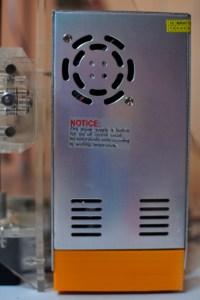 Alimentation électrique de l'imprimante avec protection