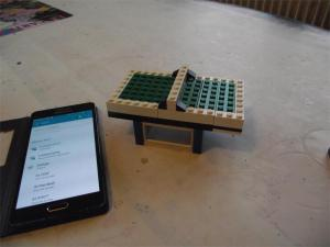 IoT PONG Table Experiment