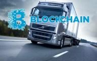 Logistica blockchain