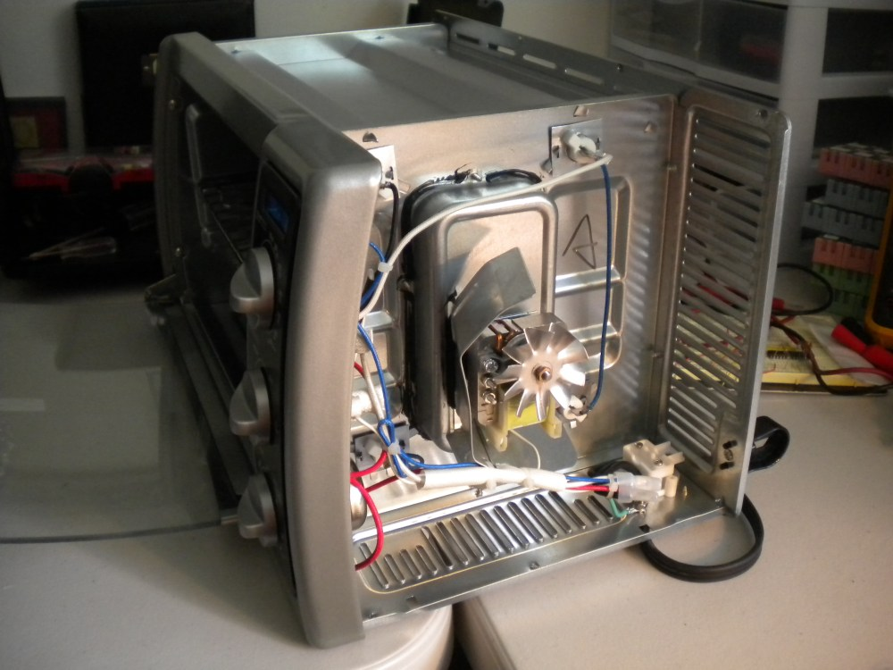 medium resolution of modifying a toaster oven s wiring