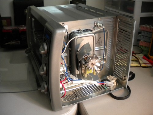 small resolution of modifying a toaster oven s wiring