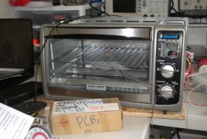 Yet Another Toaster Oven