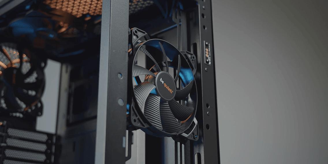 how many case fans do you really need