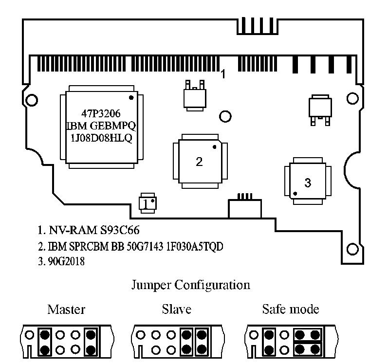 Ремонт HDD накопителей Hitachi-IBM — Страница 19