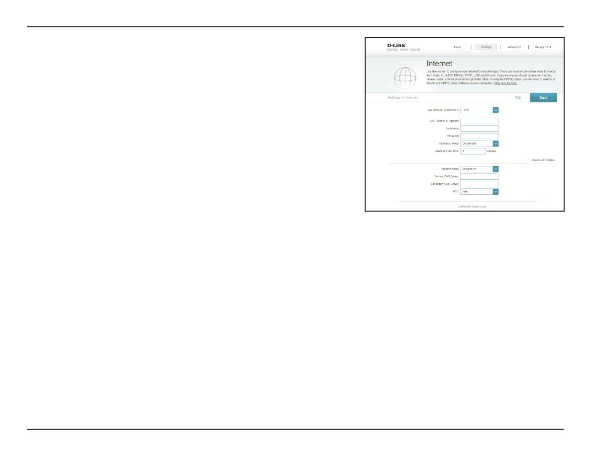 Gebrauchsinformation / Datenblatt zu D-Link DIR-868L