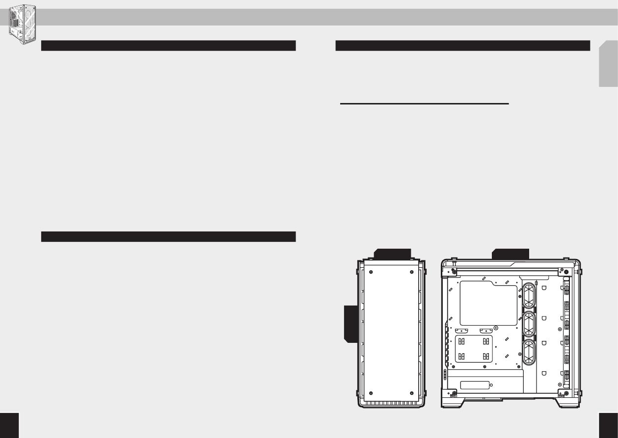 Gebrauchsinformation / Datenblatt zu Corsair Crystal