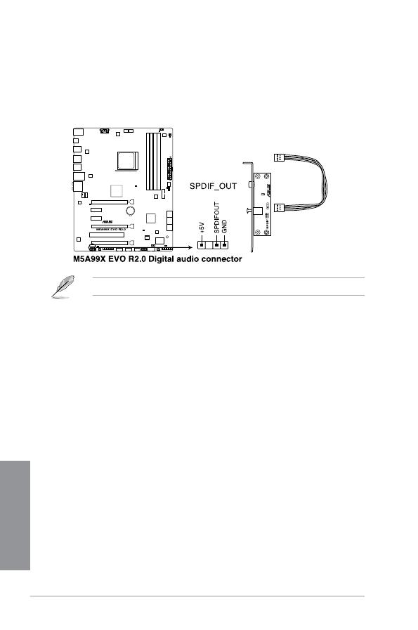 Gebrauchsinformation / Datenblatt zu ASUS M5A99X Evo